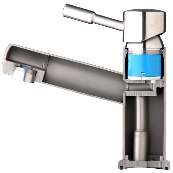 Rvs Technische Informatie Waterbesparende Kranen